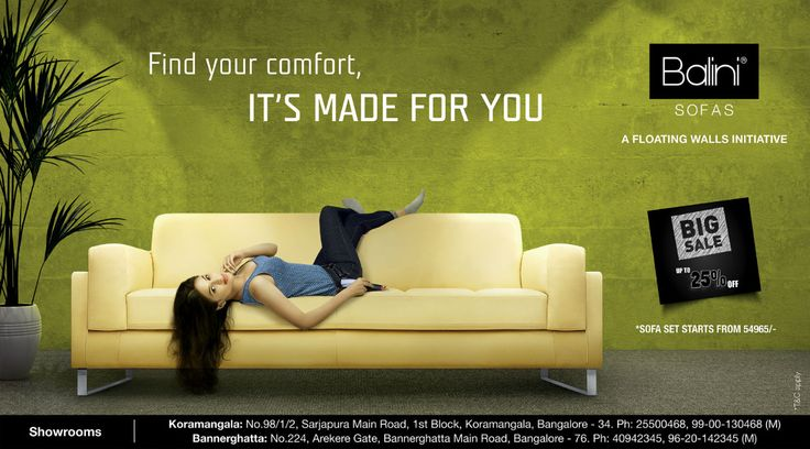 Balini Sofa_Press Ad