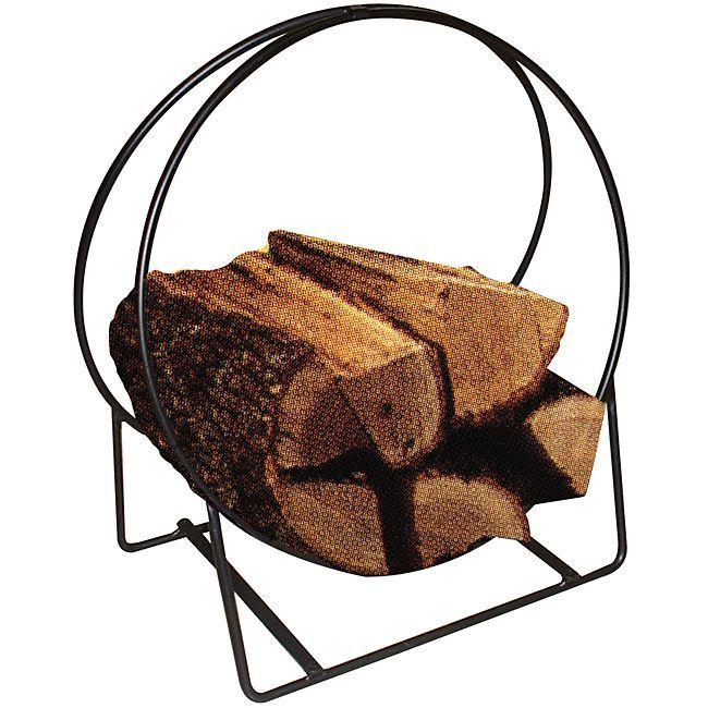 "Panacea 20"" Tubular Steel Log Hoop"