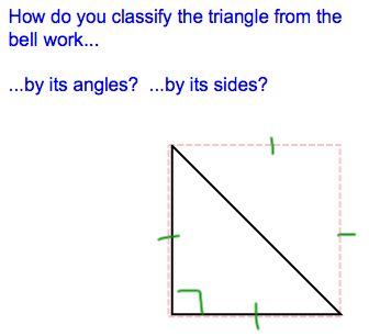 The days leading up to our discussion on the two special right triangles:  30-60-90 and 45-45-90, I have students do some problems that requ...