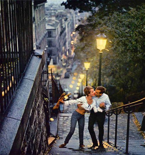 Paris, 60s.