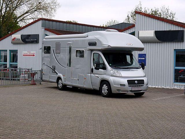Lmc Liberty Finish A 700 G, Wohnwagen/-mobile Teilintegrierter in Dortmund, gebraucht kaufen bei AutoScout24 Trucks