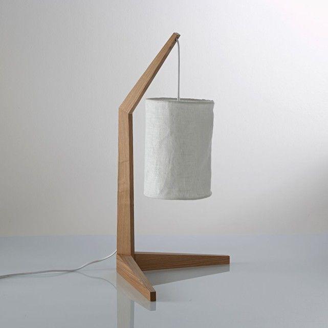 lampe setto lampe en bois lampe de chevet lampes. Black Bedroom Furniture Sets. Home Design Ideas
