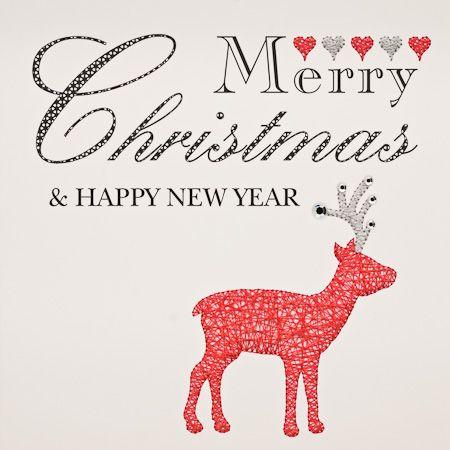 IS01 – Christmas Reindeer