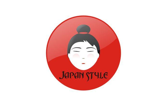 Un Logo personalizzabile per Ristorazione. Ispirato alloriente, soprattutto al giappone. Può essere usato come logo per un ristorante orientale o un negozio di abbigliamento o oggettistica orientale.