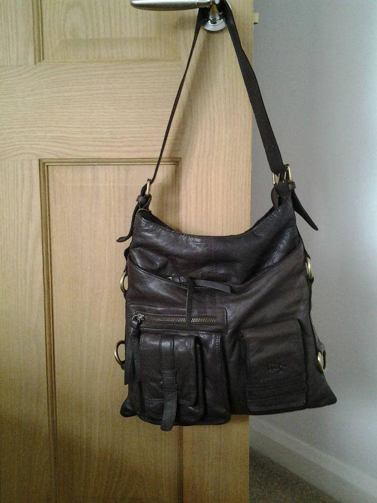 Gigi Brown Shoulder Bag 89