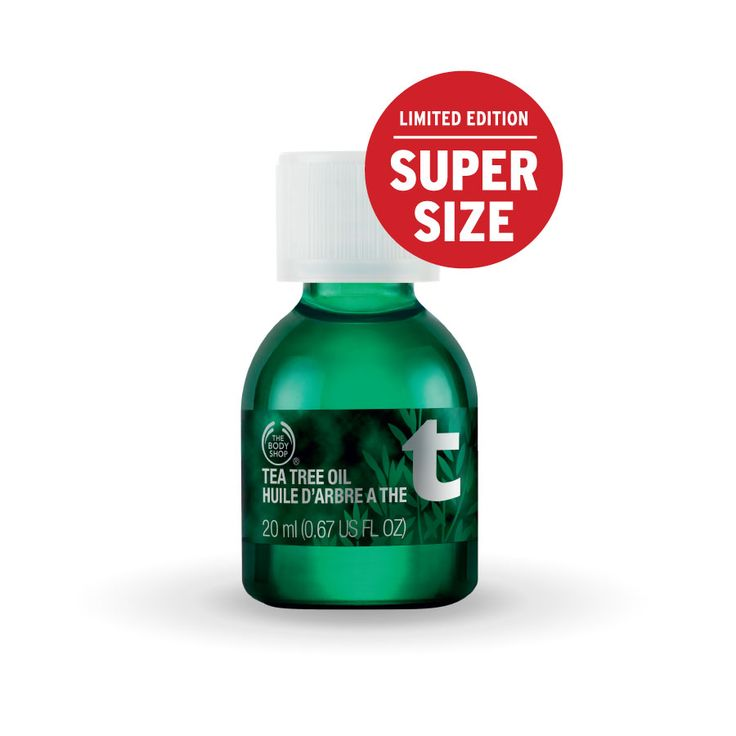 Holiday super size Tea tree oil