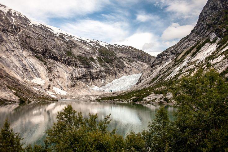 Nigardsbreen Glacier , Norway by Aleksei Golubovich on 500px
