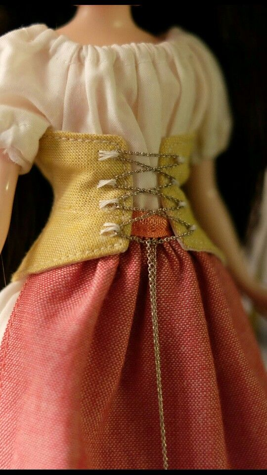 Dress from the victorian era