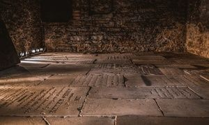 Groupon - $ 25 for Two Tickets to the Queen City Underground Tour from American Legacy Tours ($50 Value) in Over-The Rhine. Groupon deal price: $25