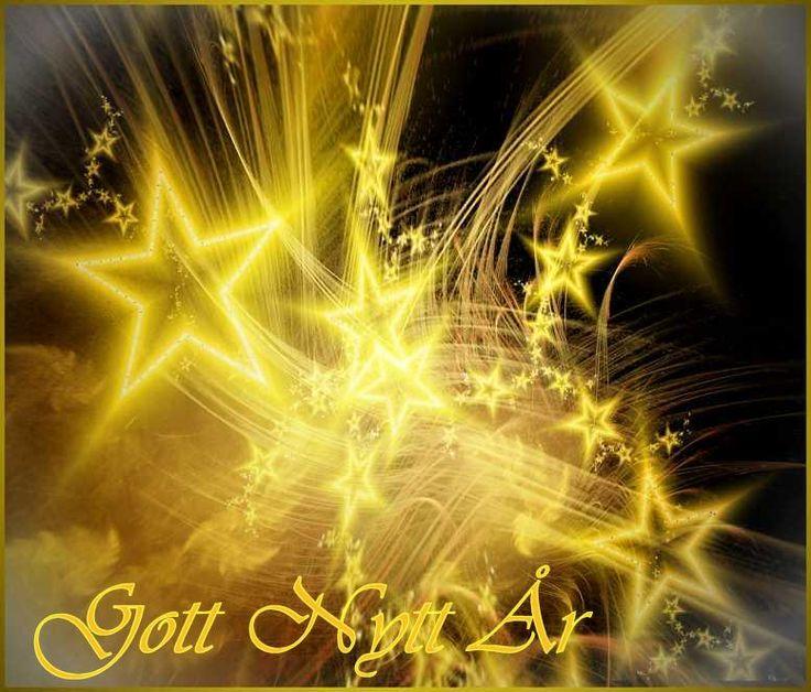 Gott Nytt År till alla! Låt oss hoppas att 2012 blir ett riktigt gott år!