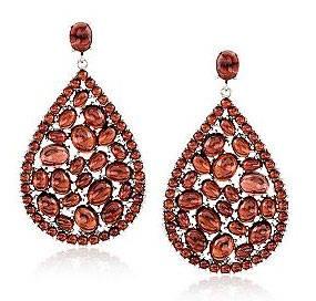 garnet: Jewelry Garnet, Jewelry Design, Dazzle Jewelry, Dazzling Jewelry, Bling Bling, Jewelry Boxes