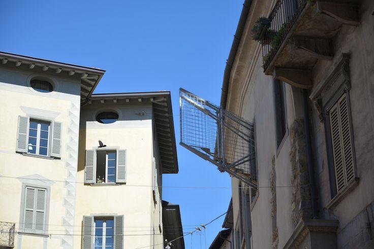contemporary locus 6 San Rocco (esterno), Bergamo, 2014 Courtesy Mario Albergati