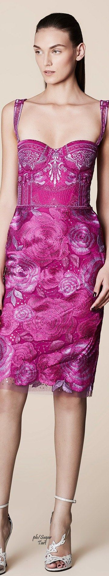 Marchesa Notte - Spring 2017                                                                                                                                                                                 More