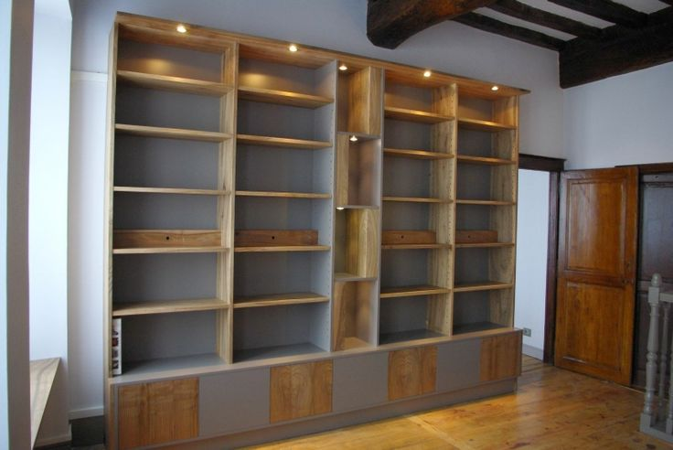 1000 images about bookshelves on pinterest custom bookshelves search and bookshelf design - Decoratie binneninrichting ...