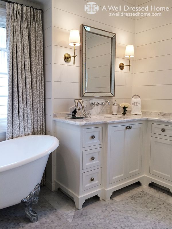 Bathroom Vanity Lights Flickering : 17 Best images about Design Bath on Pinterest Sarah richardson, House of turquoise and ...