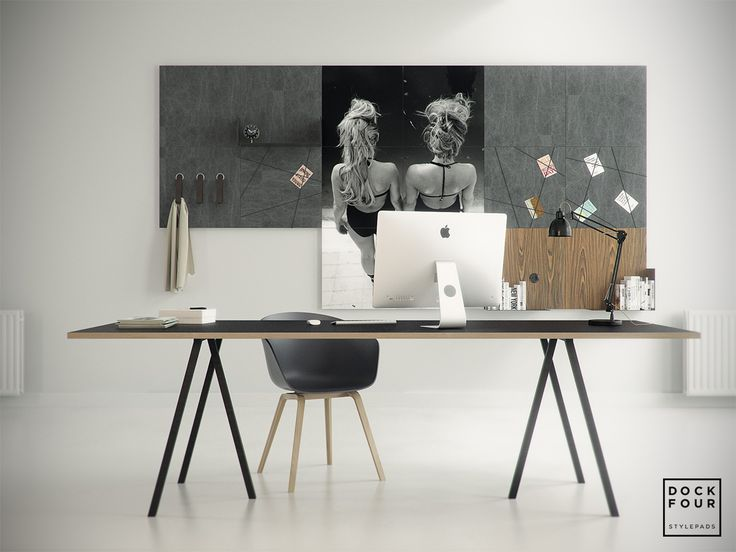 Een werkplek moet vooral functioneel zijn. Met Stylepads maak je 'm ook nog trendy!