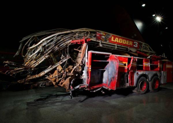 Gallery: 911 museum opens - World News | IOL News | IOL.co.za