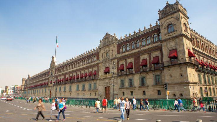 ¿Sabías que? El primer #edificio construido en #México fue el Palacio Virreinal, en 1526. Hoy conocido como el Palacio de Gobierno. #historia #CDMX #cultural #virreynal #centro #zocalo
