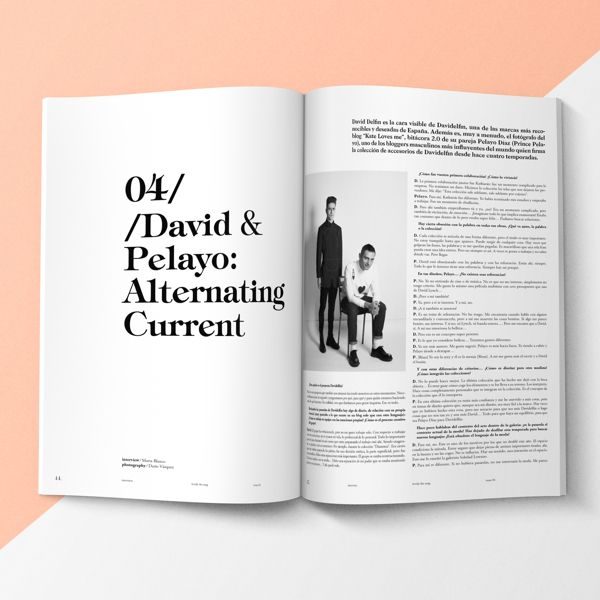 LOVELY THE MAG ISSUE#1 by PABLO ABAD