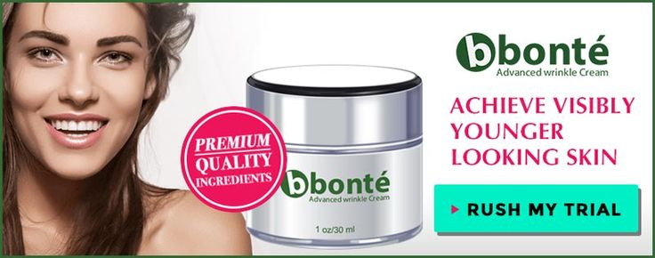 Bonte Advanced Wrinkle Cream Risk Free Trial