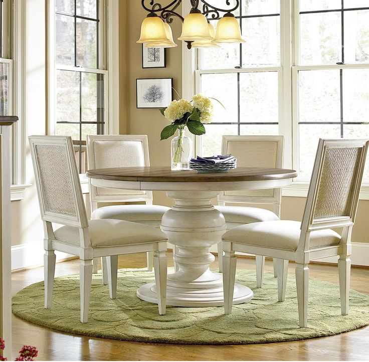 25 best ideas about round extendable dining table on pinterest round table with leaf round. Black Bedroom Furniture Sets. Home Design Ideas