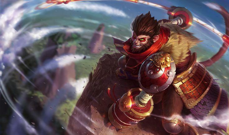 Wukong | League of Legends