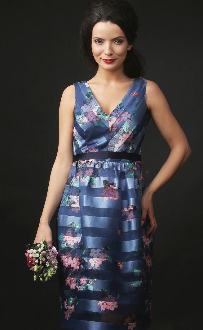 Wear some flowers YOKKO | ss16  #organza #flowers #print #dress #delicate #elegant #fashion #yokko
