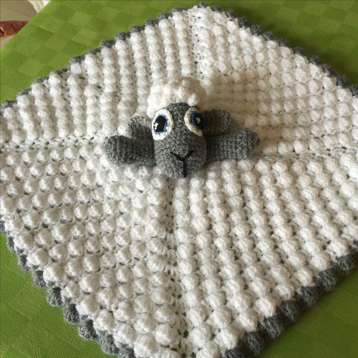 Hæklet nusseklud - Nussefåret Fifi