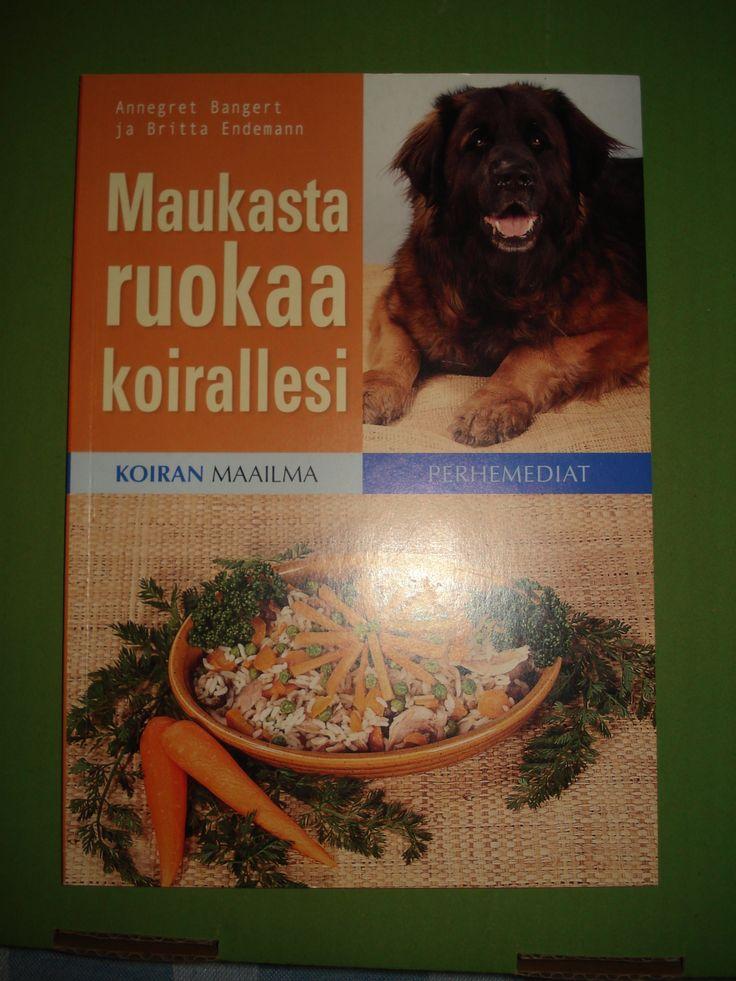 Koiranruokakirja 1€