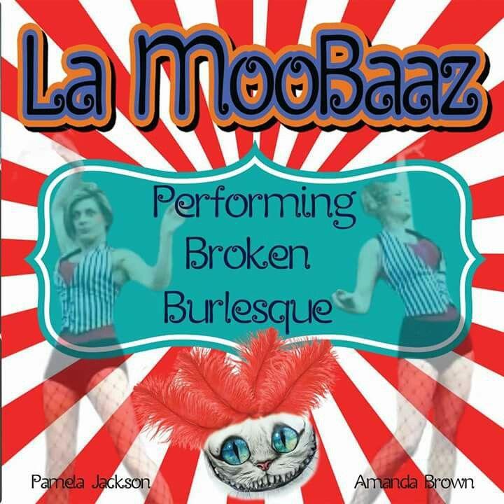 Aerial hoop duo Lamoobaaz on Facebook http://www.facebook.com/lamoobaaz