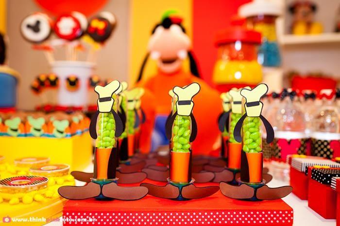 mickey mouse birthday party ideas | Mickey Mouse Birthday Party Planning Ideas Supplies Decorations Idea