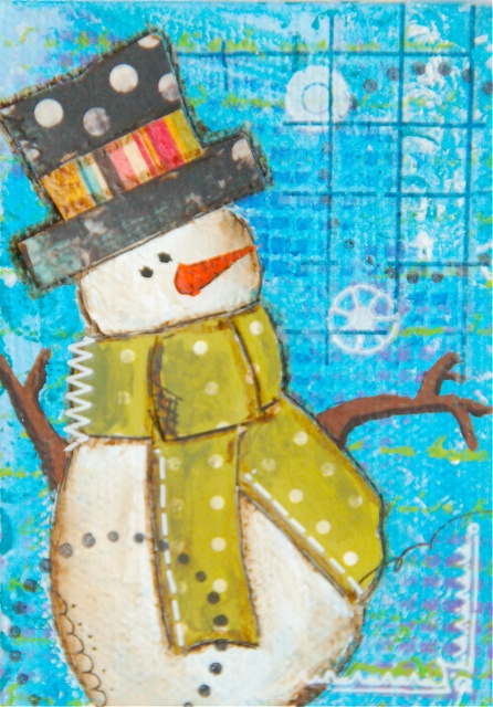 christmas paper crafts 86 best mixed media projects images on 1312