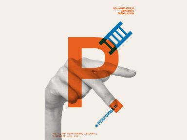 Performa 11 Fourth Visual Art Performance Biennial, November 1–21