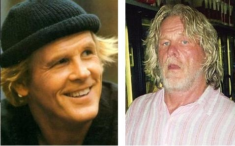 Nick Nolte. I didn't much care for his acting back when I see he's still got it.