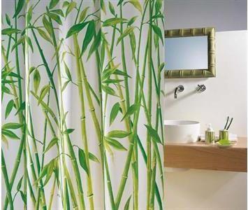 Spirella Bambus Duschvorhang #Badezimmer #Dusche #Duschvorhang #Wohnen #Tropical #Galaxus