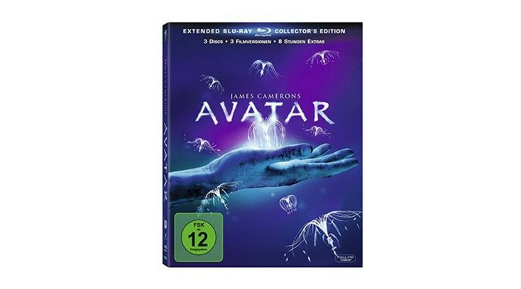 [Angebot]  Avatar  Extended Edition [Blu-ray] [Collectors Edition] für 555