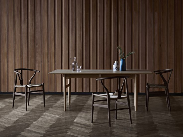 Buy the Carl Hansen & Son Carl Hansen CH24 Wishbone Chair Ancient Oak Limited Edition at Nest.co.uk