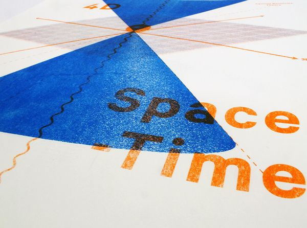 4D Space Time on Behance