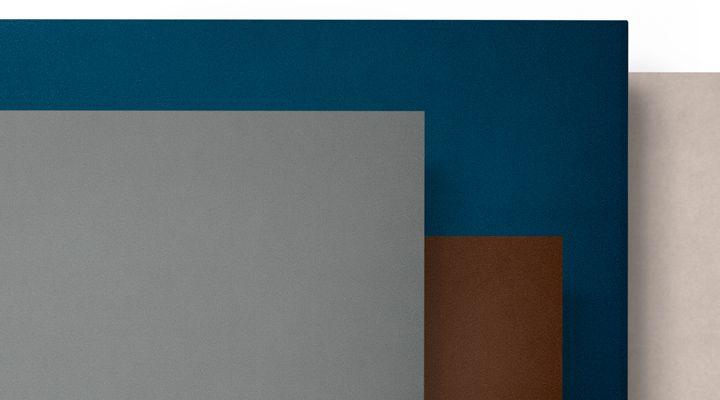 Superfici satinate per l'interior design 3B: nuova gamma colori