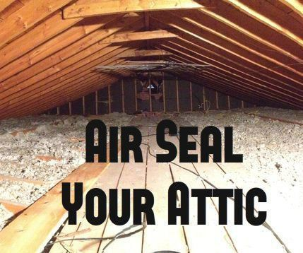 1000 Ideas About Attic Insulation Cost On Pinterest