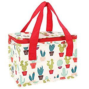 Amazon.com: Cooler Bag Cactus Lunch Cooler Bag Ideal For Kids Lunches: Kitchen & Dining