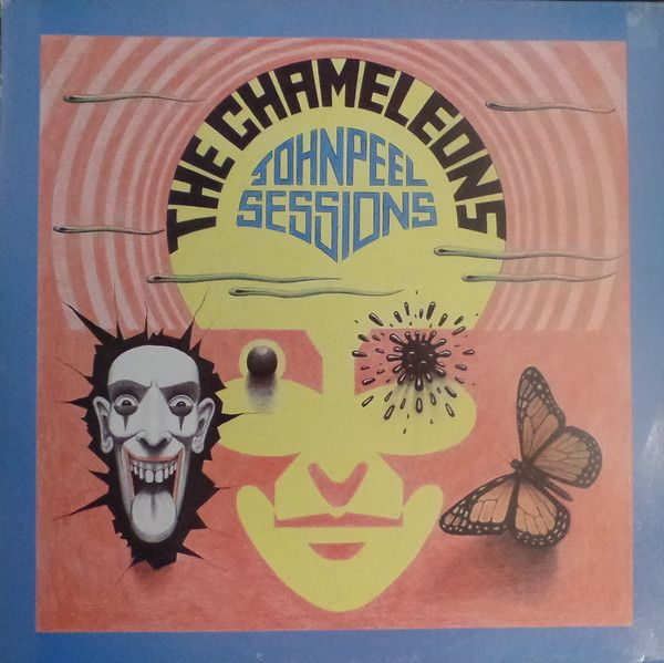 The Chameleons - John Peel Sessions (Vinyl, LP) at Discogs