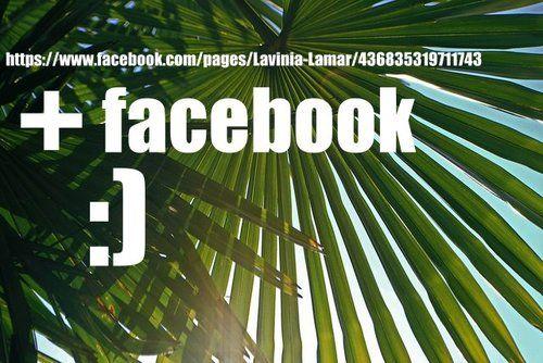 Lavinia Lamar album Tierra mar y cielo en facebook add + : Lavinia Lamar album Tierra mar y cielo en facebook add +  https://www.facebook.com/pages/Lavinia-Lamar/436835319711743 | lavinialamar