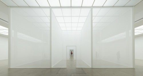"""ROBERT IRWIN """"Seeing is forgetting the name of the thing one sees."""""""