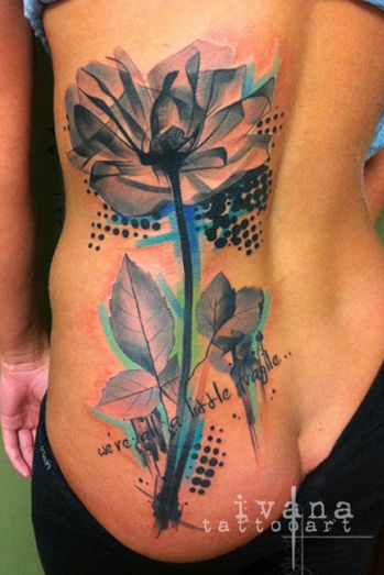 Exotic Flower Tattoos: The 25+ Best Exotic Flower Tattoos Ideas On Pinterest