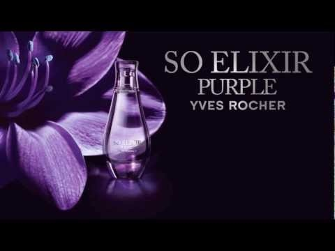 Discover the world of So Elixir Purple!  #fragrances #yvesrocher