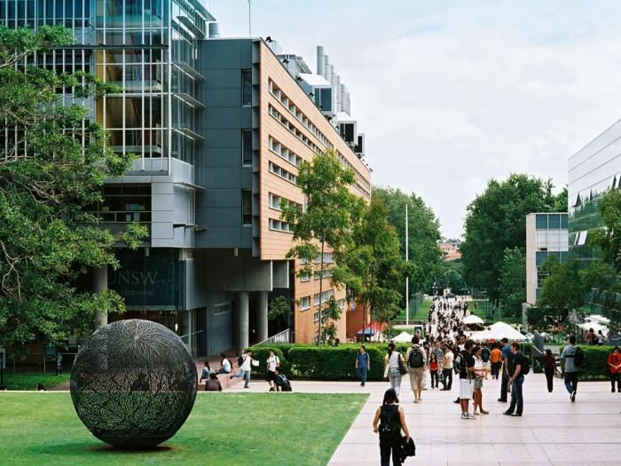 The University of New South Wales (UNSW) was founded in 1949, and now has some 52,000 students enrolled each year at the Kensington campus, just seven kilometres from the centre of Sydney.