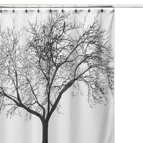 Cortinas De Baño Bed Bath And Beyond:Vakind Waterproof Bathroom Fabric Shower Curtain (799975271774)