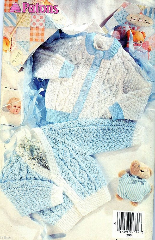 New Baby Knitting Pattern Books : 17 Best images about knit pattern books on Pinterest Baby knitting patterns...