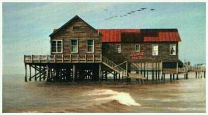 Old Atlantic House-Folly Beach,SC